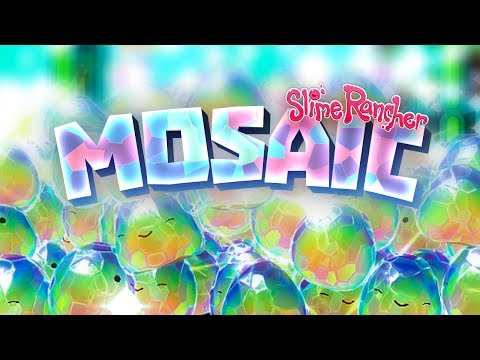 200 MOSAIC SLIMES CREATE HUGE EXPLOSION! - Slime Rancher