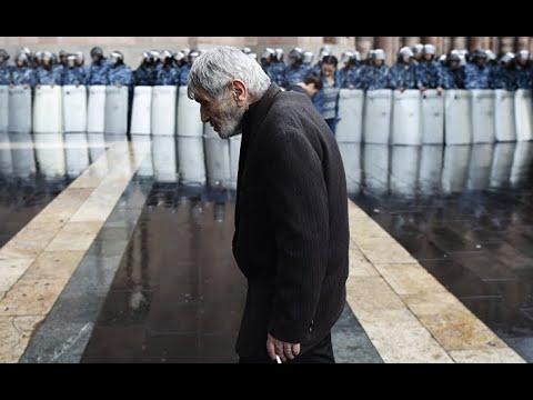 В Армении цветная революция. Почему же Россия так спокойна?. The Christian Science Monitor, США.