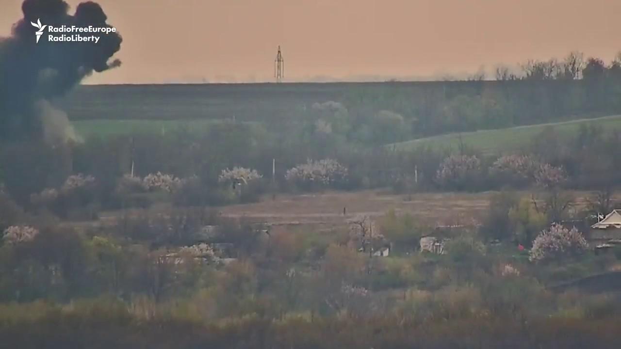 Рука Вашингтона: кто и зачем снимал видео подрыва миссии ОБСЕ на Донбассе