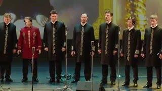 Хор Валаамского монастыря. Концерт