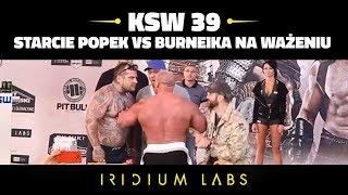 ⭐️⭐️⭐️KSW 39: Oficjalne ważenie: Popek vs Burneika 2017 Video
