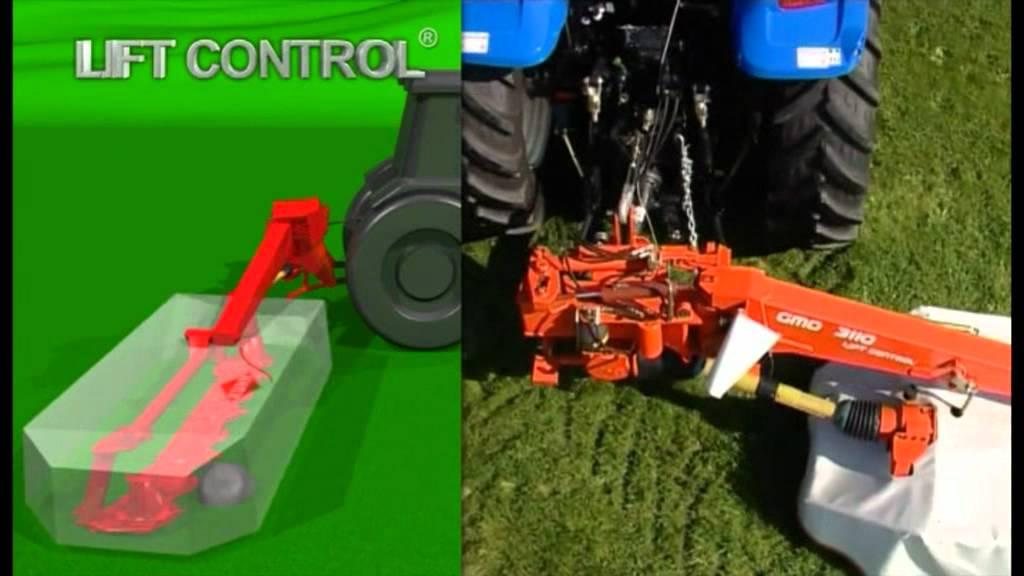kuhn lift control youtube rh youtube com