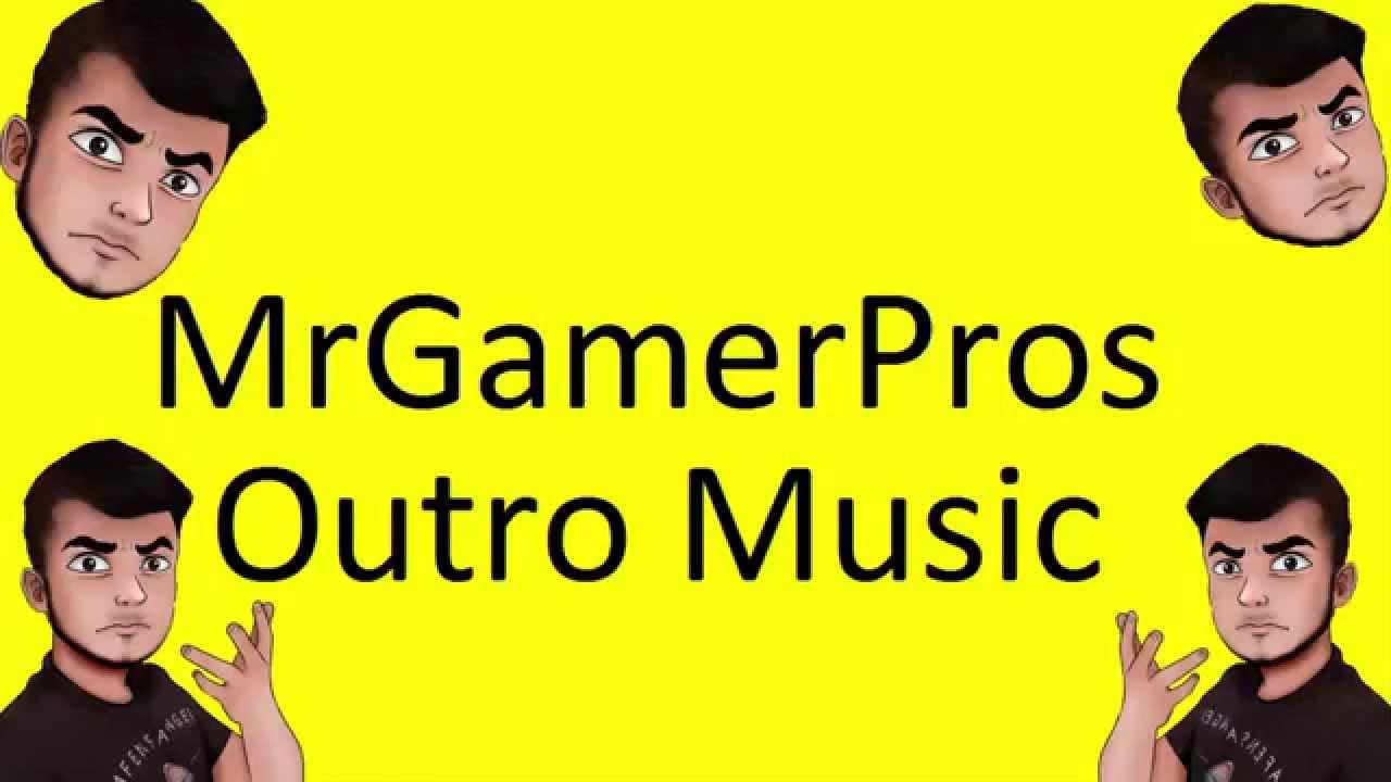 Mrgamerpros Outro Musik Kendrick Lamar Youtube