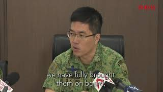 Our responsibility to ensure the safety of our children: Chief of Defence Force