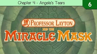 Professor Layton and The Miracle Mask - Chapter 4 - Angela