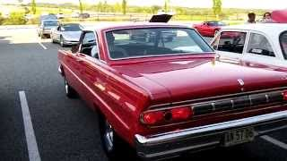1964 Mercury Comet Cycone 4sp-HELLCAT KILLER. 1 Down by 3 cars
