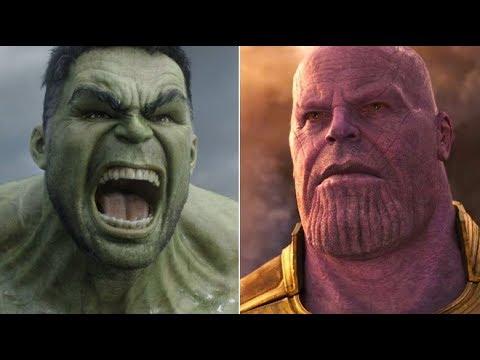 Ways Hulk Could Kill Thanos