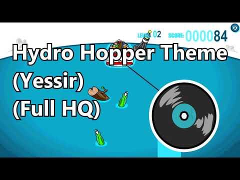 Club Penguin - Hydro Hopper Theme [Full High Quality]