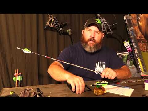 Building The Perfect Hunting Arrow