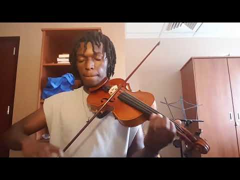 Miguel ft. Travis Scott - Sky Walker (Violin Cover)