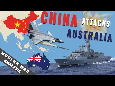 China Vs Australia: Could Chinese Military Endanger Aussie Shores?