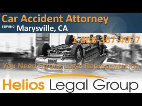 Marysville Car Accident Attorney   California