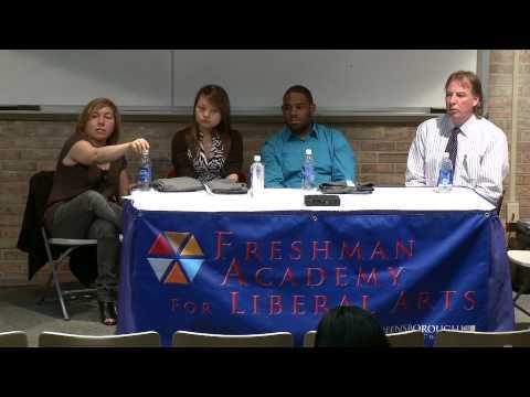 Liberal Arts Academy: Alumni Panel