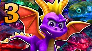 ATTACK ON TURTLE | Spyro 2 #3