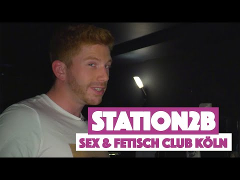 Station2B Köln - Der legendäre Gay Sex Club 😈