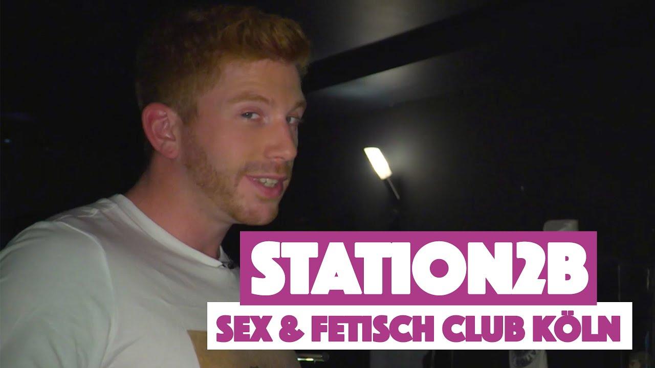 Station2B Köln - Der legendäre Gay Sex Club 😈 - YouTube