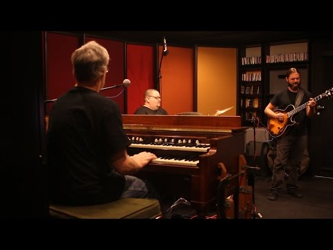 The Organ Jazz Trio Live @ KJHK