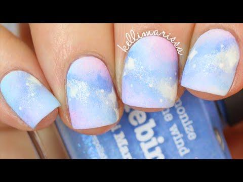 Diy pastel galaxy nail art tutorial kelli marissa youtube diy pastel galaxy nail art tutorial kelli marissa prinsesfo Gallery