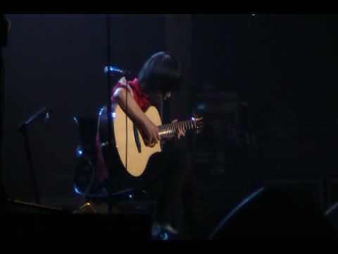 (2010 Seoul Jazz Festival) Etude of the Sun - Sungha Jun