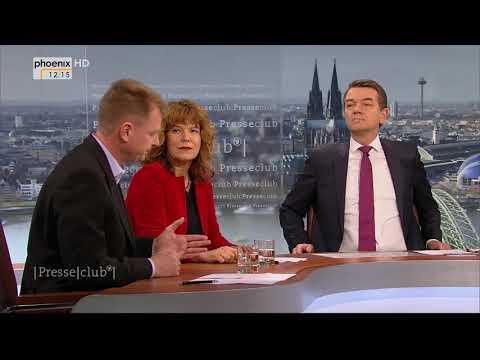 """""""Dicke Luft und Fahrverbote – Hat die Politik beim Dieselskandal versagt?"""" - Presseclub vom 25.02.18"""