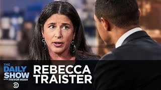 "Rebecca Traister - How ""Good and Mad"" Women Continually Reshape America 