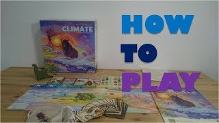 Evolution Climate - How to Play (updated rules 2018)