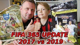 FIFA 365 UPDATE 2019 vs 2017- OTWIERAMY 2 x ZESTAW STARTOWY