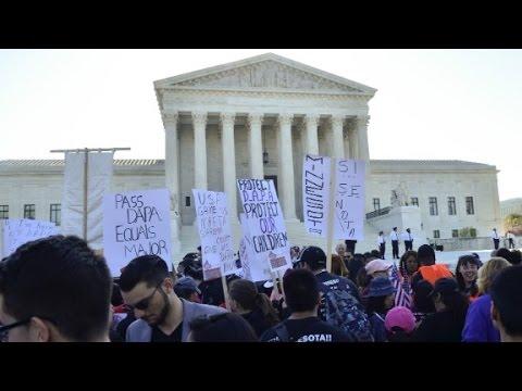SCOTUS hears immigration arguments