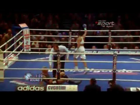 Cecilia Braekhus vs Mikaela Lauren, FULL KO