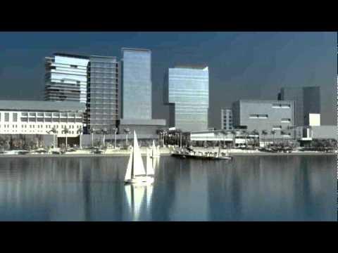 South Bank - Mixed Use Urban Community Development - Tempe Town Lake, Tempe, AZ2.flv