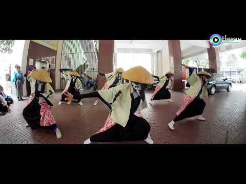 [ICHIGO ICHIE] Yosakoi: Lễ hội nụ cười 2018 - 一休骸骨 (Ikkyuu Gaikotsu) - Arata 2016 - (16-09-2018)
