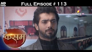 Kasam - 10th August 2016 - कसम - Full Episode (HD)