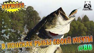 Російська Рибалка 4➤В ПОШУКАХ РИБИ СВОЄЇ МРІЇ