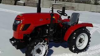 Купить Мини-трактор Xingtai-224 (Синтай-224) 3-х цил. с усилителем t27.com.ua