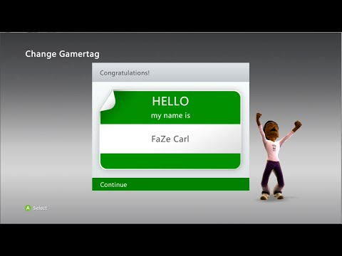 I FINALLY GOT THE FAZE CARL GAMERTAG!!!