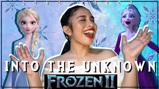 &quotInto the Unknown&quot by MJ Correa  from FROZEN 2