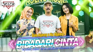 Bidadari Cinta Duo Ageng Indri X Sefti Ft Ky Ageng Cak Met Live MP3