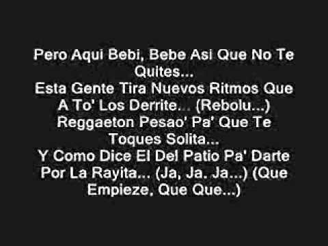 Jory Ft Juno & J Alvarez - Las 3 Jotas [Con Letra] [Original] †Reggaeton 2010†