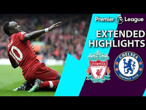 Liverpool v. Chelsea   PREMIER LEAGUE EXTENDED HIGHLIGHTS   4/14/19   NBC Sports