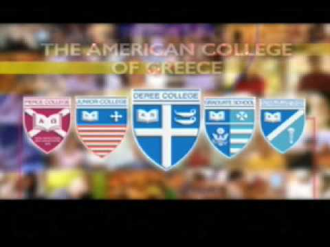 Deree College Admissions Video