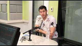 Nick Jonas Talks Find You and Working Out