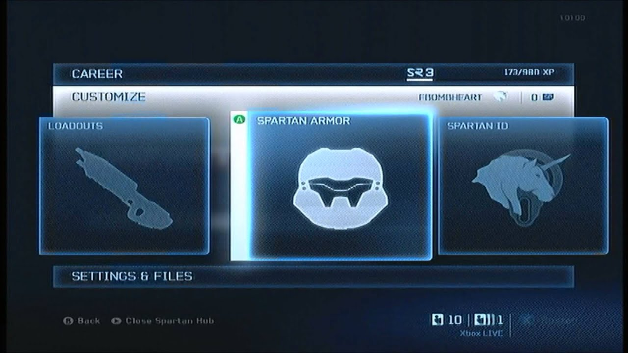 halo 4 how to get fotus armor