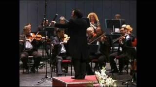 Beethoven symphony No.7 Poco sostenuto, vivace (Part 1) Haifa Symp. Orch. Omri Hadari