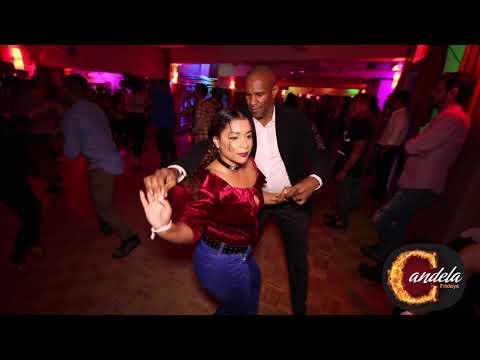 Candela Fridays NYC Salsa Dura Social in NYC