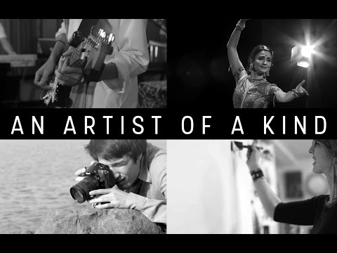 An Artist of a Kind || International Artists Day || We Promote Education - FableCraft Productions