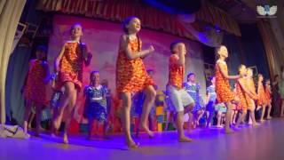"""Отчетный концерт Экарте """"Дом, Где Согреваются Сердца"""" г.Камышлов 2017"""