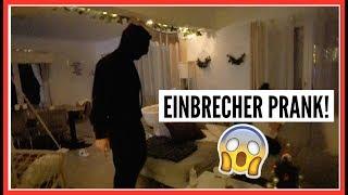 EINBRECHER PRANK! | 11.12.2018 | ✫ANKATMAS✫