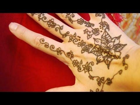 Can Henna Burn Your Skin Youtube