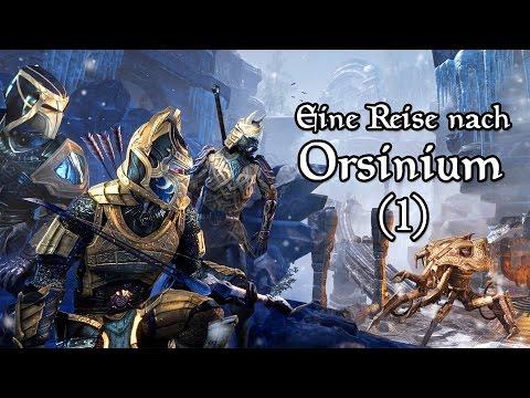 Eine Reise nach Orsinium (1) - The Elder Scrolls Online