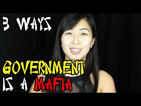 3 Ways the U.S. Government is a Mafia